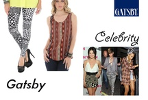★Look like celebrity★ / Watch as celebrities lead our fashion trends, and dare you too.