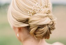 Wedding: Hairstyles / by Melinda White