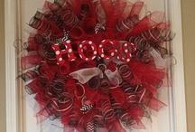 Wooo Pig Sooie-Go Hogs Go!!! / by Sarah Glenn