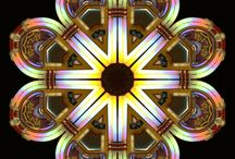 kaleidoscope love / by Peggy Hixon