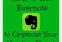 Evernote / by Tina Conrad