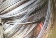 Hair colours to try