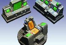 console sci fi