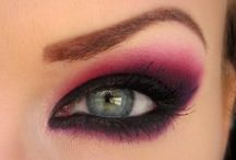 Eyes & makeup / by Heather Barnes
