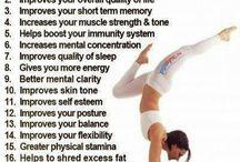 yoga flamme