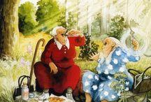 Älskade tanter