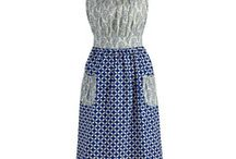 Vintage and Retro Style Aprons / Fabulous Vintage and Retro Style Aprons