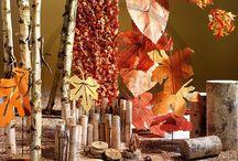 Осенние фотозоны