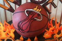 haleighs basketball party / by Sarah Pogue