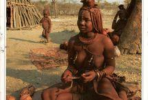 Himba Namibia Angola / https://en.wikipedia.org/wiki/Himba_people