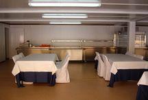 Comedores prefabricados en alquiler y venta / Comedores prefabricados diseñados para descansar, comer o tomar un café en áreas diferenciadas y perfectamente acondicionadas.