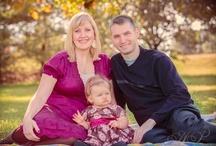 Family Portrait / Outdoor family portrait