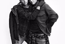 Sprouse Twins <3