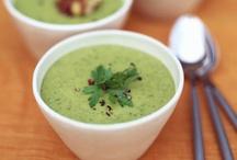 Soupes / Des idées recettes de soupes