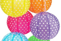 """connect the dots / an esl student once said to me, """"you like balls!"""" i asked him what he meant and he replied, yesterday you wore  dress with dots and today you have on balls'  i laugh when i think back on that.  i guess i really do love balls."""