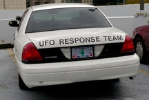 UFO and ALIENS / Unidentified flying object