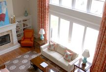 Window Treatments  / by Bethany Hill