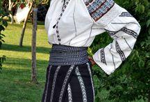 Costumul popular romanesc