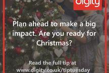 #DigityTipTuesday / Marketing & Design Tips