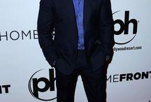 Jason Statham  - the red carpet