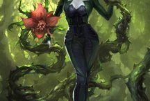 *Poison Ivy*