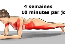 Exercices gainages