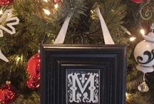 Holiday/Seasonal Decorating - Christmas / by Lainie Scott
