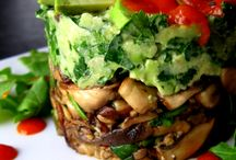 Vegan Recipes / A Collection of Yummy-Looking Vegan Dishes with Recipes Available