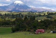 National Park, New Zealand