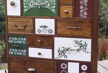 Farebná patina+ ornamentalistika