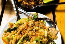 Comidas / Platos de comida del mundo