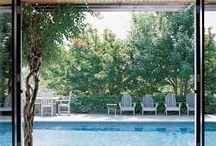 Pools / by Olga Adler -- Interior Designer
