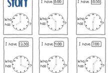 Grade 1/2 numeracy