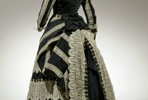 FFT - History of skirts - 1880