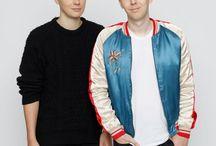 Dan howell & Phil lester
