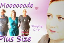 Mode in Plus Size / Mädels... Mooooode!! :D