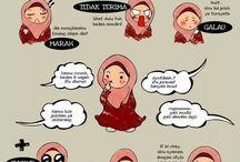 Kutipan Muslimah
