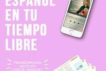 Áudios de espanhol
