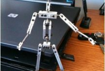 Stop-motion armature