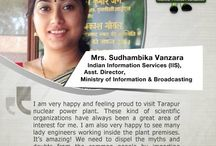 Testimonial / Word of appreciation from Industry Professionals