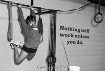 CrossFit The Sport of Fitness / CF inspiration and humor / by Stacey Bates