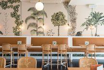 Architecture: Shop Interior