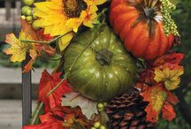 Fall: Wreaths & Swags