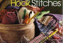 Yarn Art - Double Ended crochet