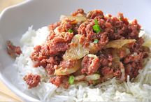 West Indian/Guyanese Dishes