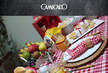 #MinhaCamicado / Faça como as nossas clientes: organize e planeje todos os momentos com amor. / by Camicado