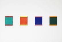 Colors / Imi Knoebel / Blinky Palermo