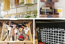 Organization & Cleaning Tips