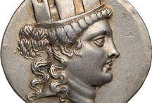 coins / by Adamantia's art icon
