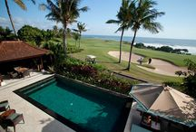 BALI | Golf Villas / A Collection of Bali Villas with Golf View or near a Golf Club www.baliultimatevillas.net | Villa Booking Inquiry = baliultimate@gmail.com